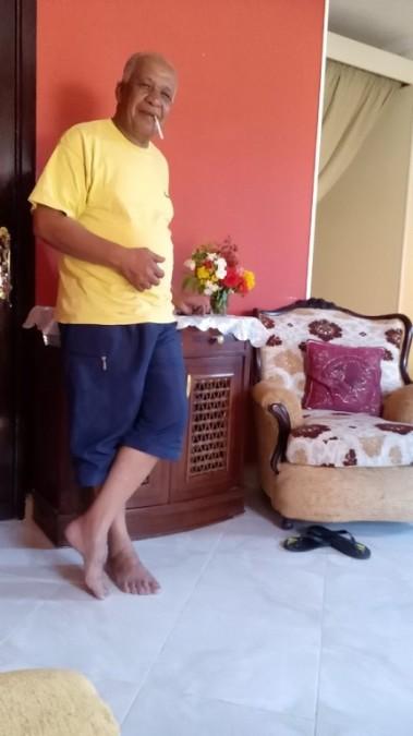 Mohamed Elyan, 64, Hurghada, Egypt