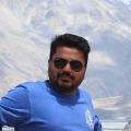 Shashank Singh, 38, Calcutta, India