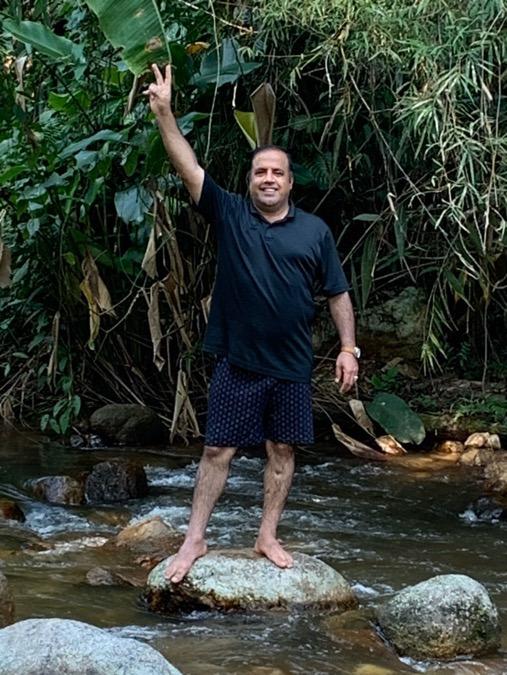 Adam fendi, 37, Samut Prakan, Thailand