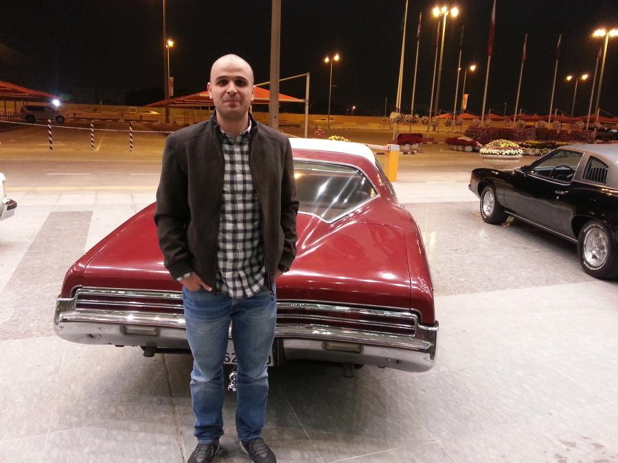 Issa, 31, Doha, Qatar