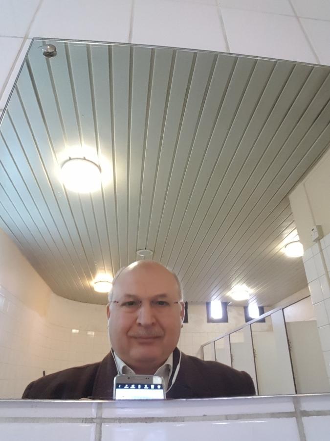Gamal Alkarnashawy, 60, Kuwait City, Kuwait