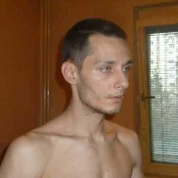 Nikola Nikolovski, 34, Skopje, Macedonia