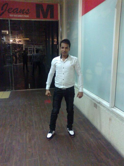 Joveair Hossain, 31, Abu Dhabi, United Arab Emirates