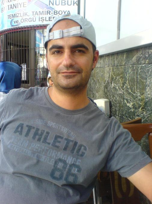 Emin Ünver, 43, Tekirdag, Turkey