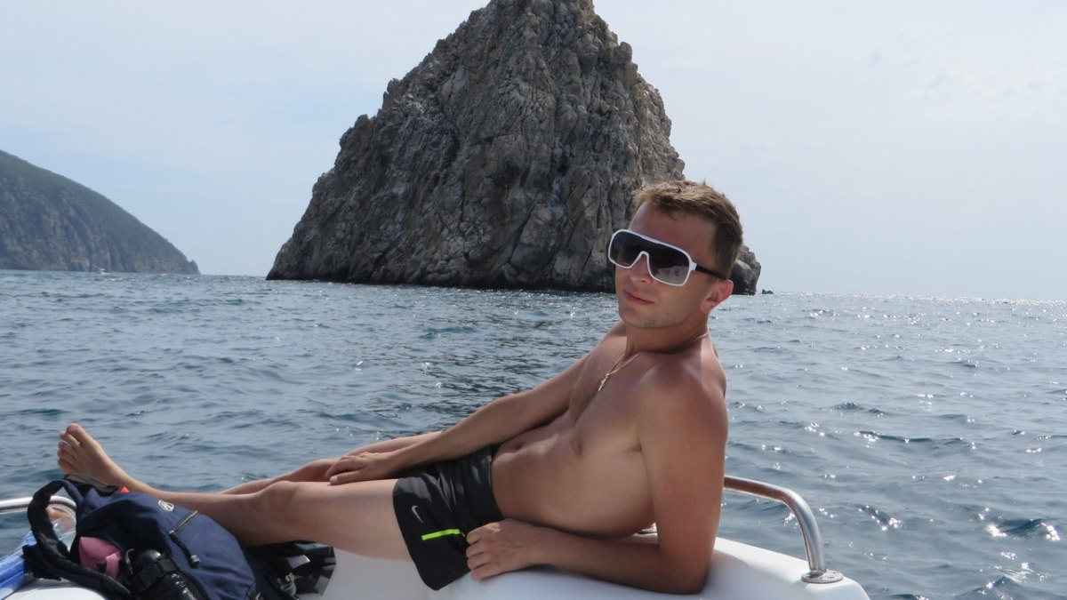 Bogdan Shemelyak, 35, Kiev, Ukraine