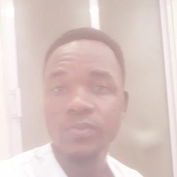 Kevin George, 31, Accra, Ghana