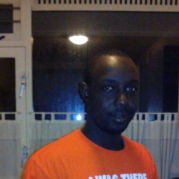 jam, 40, Banjul, The Gambia