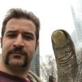 Ahmad Alidousty, 34, Iran, Iran