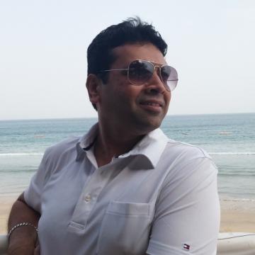 Nehal Mehta, 46, Mumbai, India