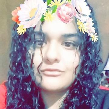 Marcela Silva, 23, Indaiatuba, Brazil