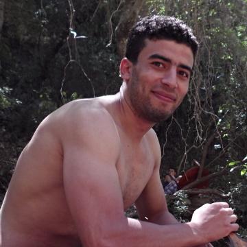 Jawad Jawadviah, 28, Tangier, Morocco