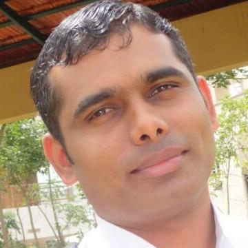 Siddus Heart, 36, Mysore, India