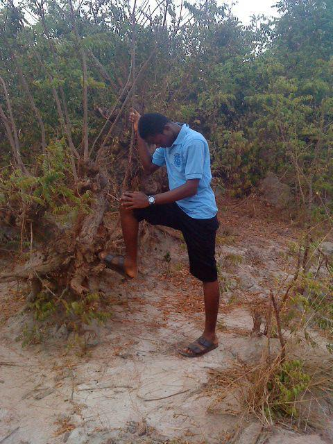 Daniel Brian, 33, Accra, Ghana