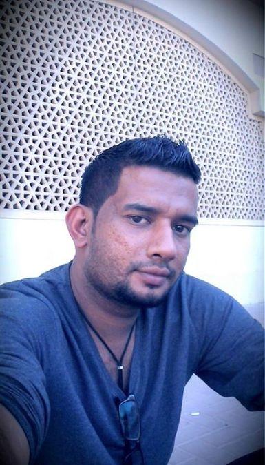 Eisa Mohamed, 32, Dubai, United Arab Emirates
