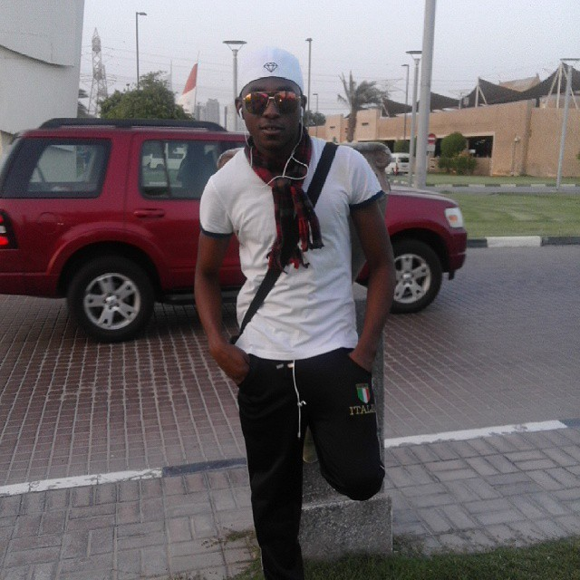 Prince Clovis , 29, Dubai, United Arab Emirates
