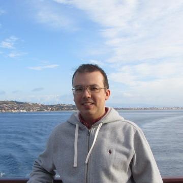 Andrei Kirsanov, 38, Vilnius, Lithuania