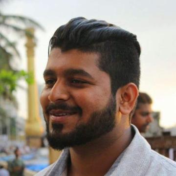 Vaibhav, 28, Mumbai, India