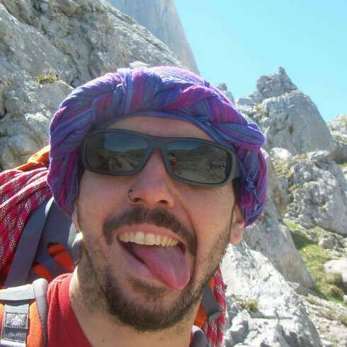 Chalitos Marron, 33, Madrid, Spain