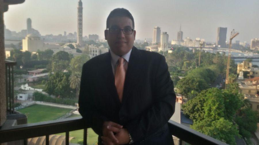 Tamer Aziz, 39, Cairo, Egypt