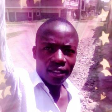 Wycliff, 21, Nairobi, Kenya