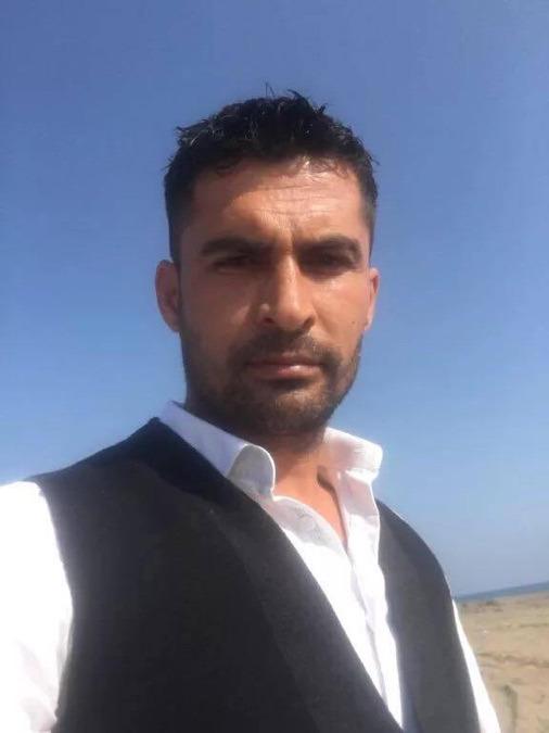 Özgür Akkaş, 43, Istanbul, Turkey