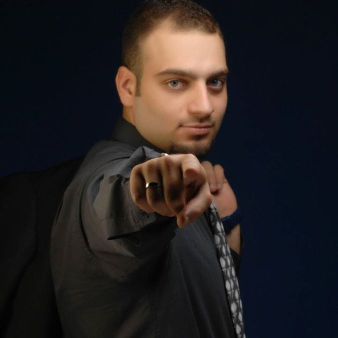 Simon Faisal, 27, Salmiya, Kuwait