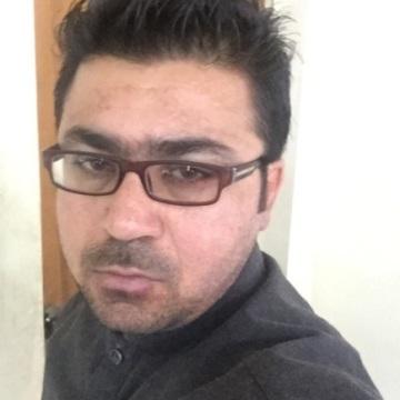 Umer Mukhtiar, 36, Quetta, Pakistan