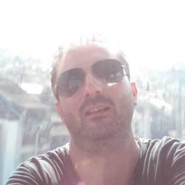 Hakan Bingöl, 42, Istanbul, Turkey