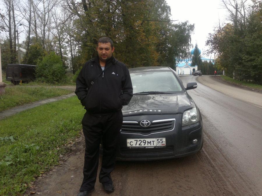 николай викторович, 38, Omsk, Russian Federation