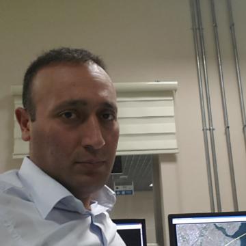 Metin, 43, Istanbul, Turkey