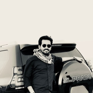 Apaar Gupta, 29, Dubai, United Arab Emirates