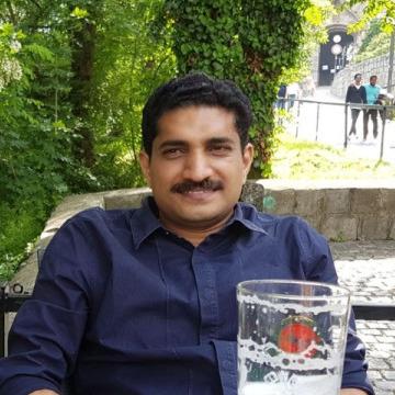 Harish Asokan, 41, Singapore, Singapore