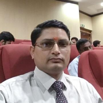 Brijesh Ojha, 33, Rohtak, India