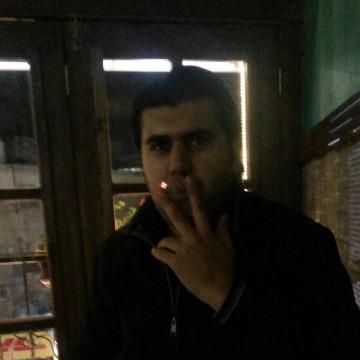 Qais, 31, Safut, Jordan