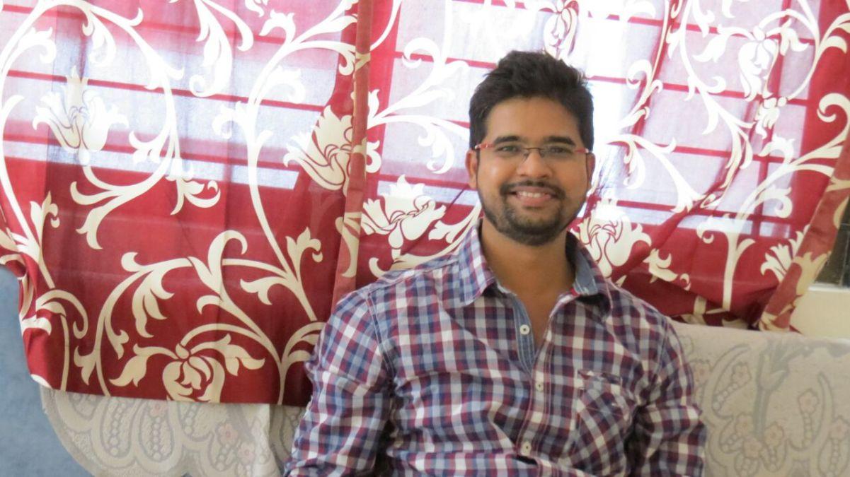 vivek jadhav, 34, Vadodara, India