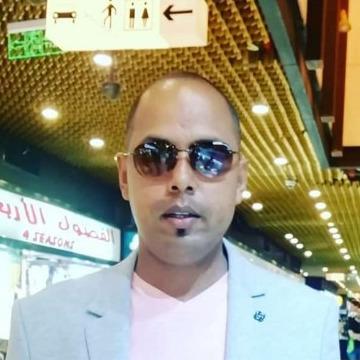 Hamoudi Hassan, 29, Bishah, Saudi Arabia