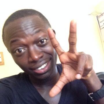livingston amponsah, 32, Accra, Ghana