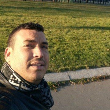 Djamel saadat, 38, Tiaret, Algeria
