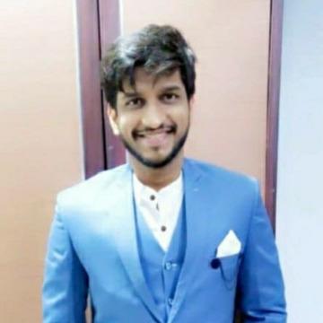 Vishal Bansal, 26, Jaipur, India
