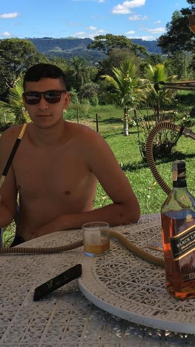 Ericles Augusto Rodrigues, 24, Sao Paulo, Brazil