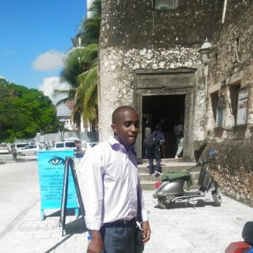 Murithi Crispus Ngari, 30, Zanzibar, Tanzania