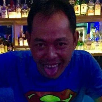 Tony Chilling, 45, Krabi, Thailand
