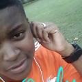 Davia James, 22, Montego Bay, Jamaica