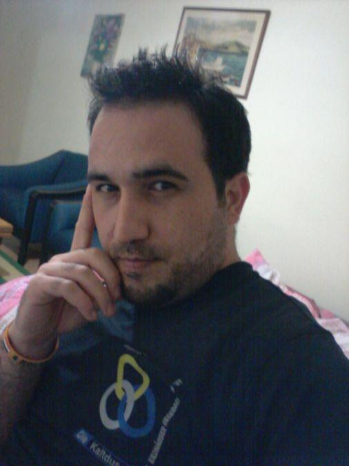 murat, 36, Ankara, Turkey