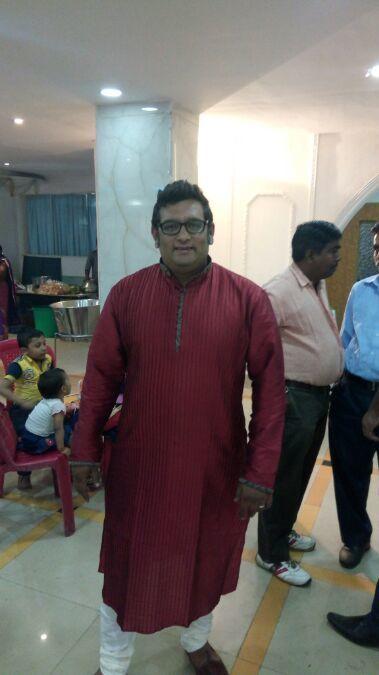 Chirag Patawari, 38, Colombo, Sri Lanka