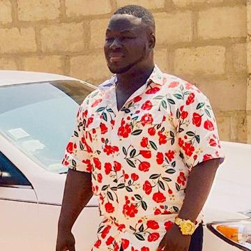 Patrick Ansah, 32, Accra, Ghana