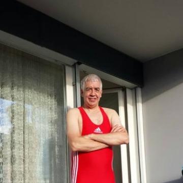 Daniel Glaettli, 57, Zurich, Switzerland