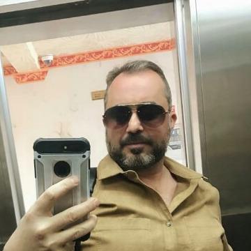 Eagle Sharaf, 43, Dubai, United Arab Emirates