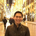 Eric Huang, 27, New York, United States