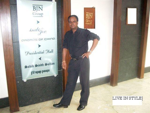 Gopal Sarkar, 48, Hyderabad, India